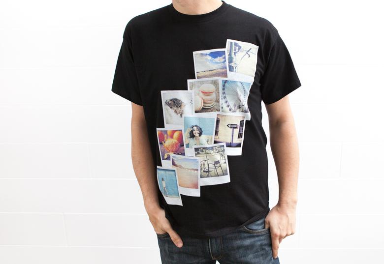 Att göra en helt unik t-shirt