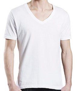 v-ringad-tshirt-vit
